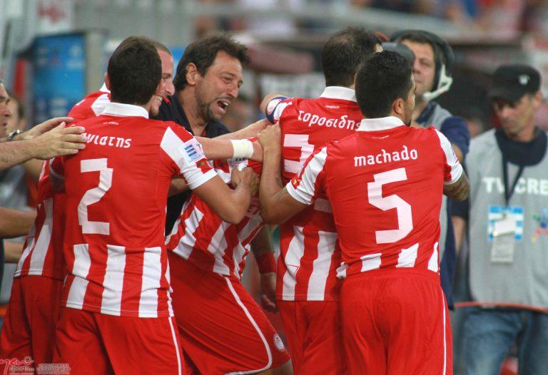 ΤΕΛΙΚΟ: Ολυμπιακός – Λεβαδειακός 4-0 | Newsit.gr