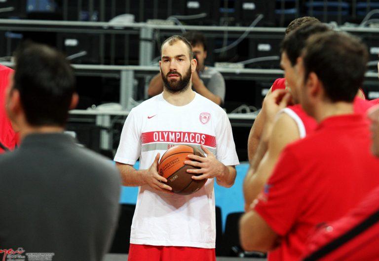 Στις 18/8 πατάει… παρκέ ο Ολυμπιακός | Newsit.gr