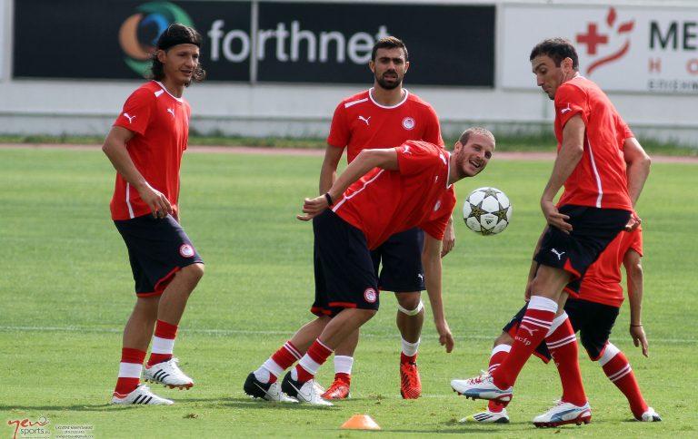 «Πάνοπλος» ο Ολυμπιακός στο ματς κόντρα στη Σάλκε | Newsit.gr