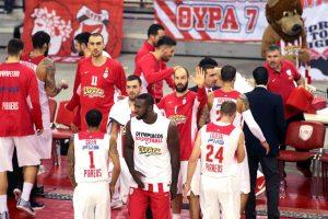Ζαλγκίρις Κάουνας – Ολυμπιακός 75-88 ΤΕΛΙΚΟ