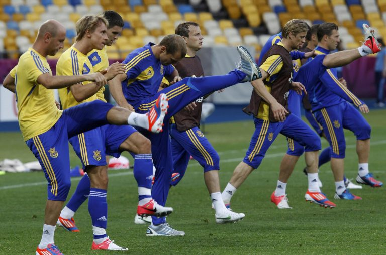 LIVE: Ουκρανία-Σουηδία | Newsit.gr