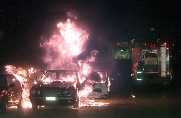 Καβάλα: Πήγαν να κάψουν 9 αυτοκίνητα του δήμου! | Newsit.gr
