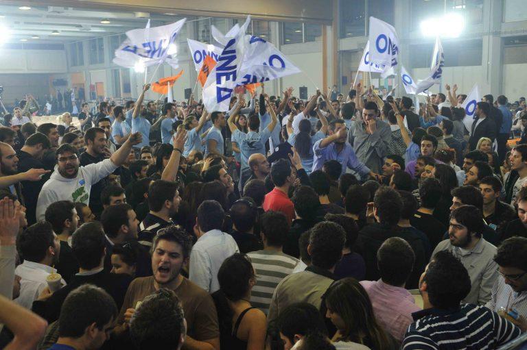 Ο Παπαμιμίκος πρόεδρος της ΟΝΝΕΔ – «Ήττα» Σαμαρά | Newsit.gr