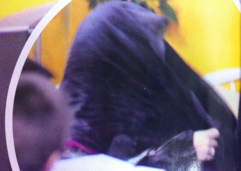 Πασίγνωστη Ελληνίδα παρουσιάστρια έκανε το μαντίλι μπούρκα όταν είδε τον φωτογράφο | Newsit.gr