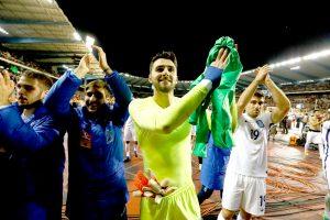 """Βέλγιο – Ελλάδα: """"Όλε, όλε"""" και standing ovation [pics]"""