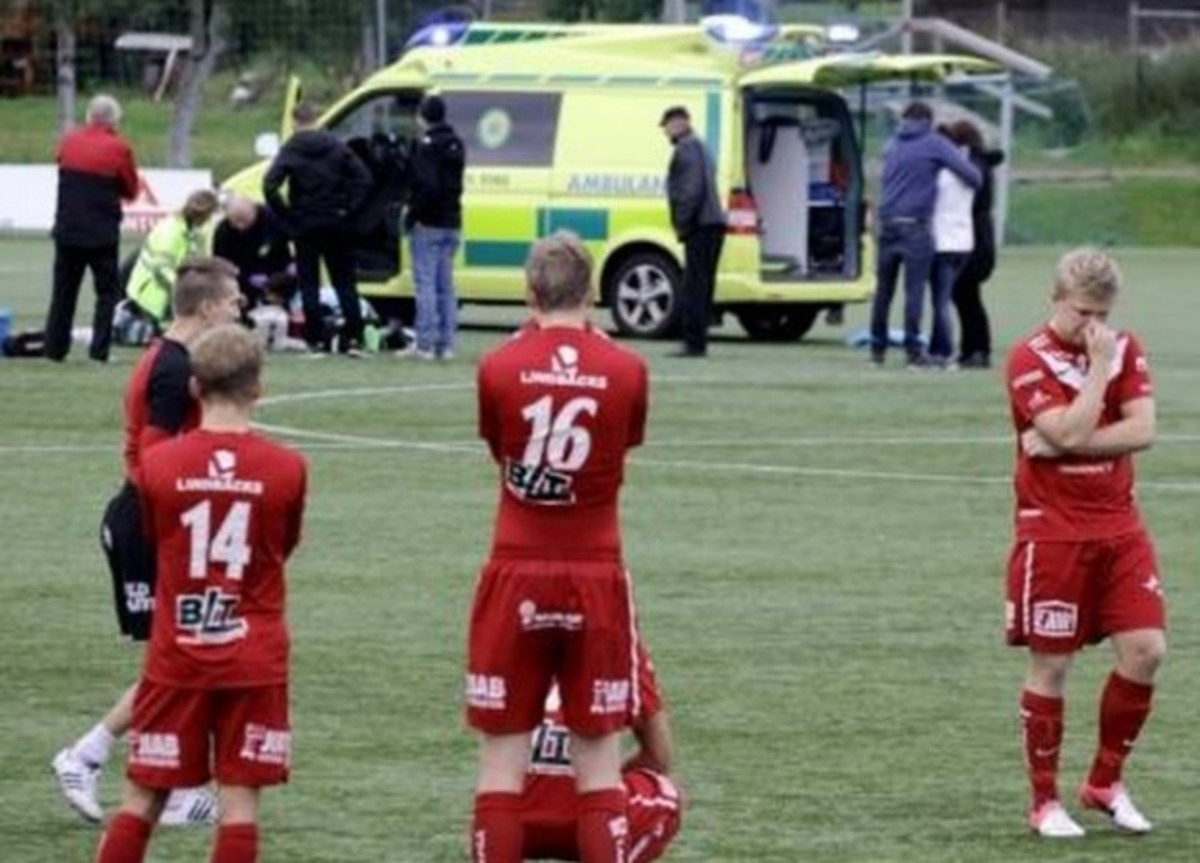 ΣΟΚ στη Σουηδία: Έβαλε γκολ και πέθανε! | Newsit.gr