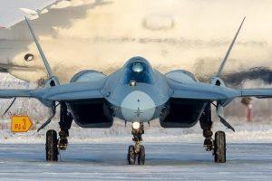 Νέο μαχητικό 5ης γενιάς θα αναπτύξουν Ρωσία και ΗΑΕ