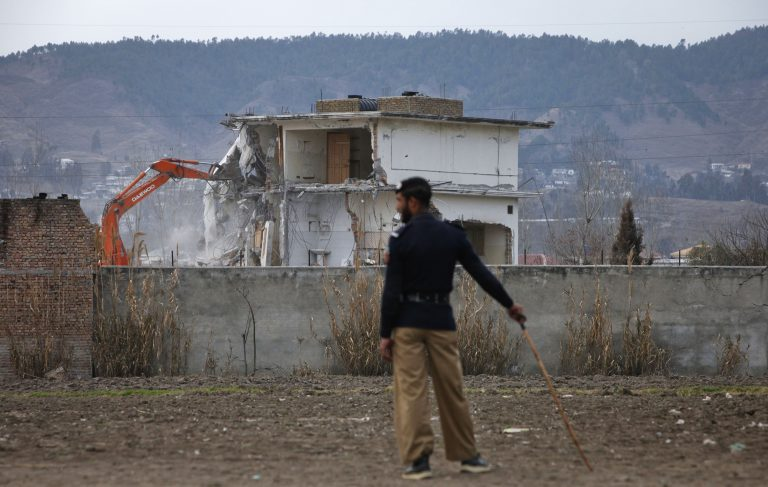 Κατεδάφισαν το σπίτι του Μπιν Λάντεν | Newsit.gr