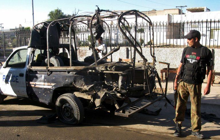 Πακιστάν: 40 νεκροί από επίθεση καμικάζι | Newsit.gr