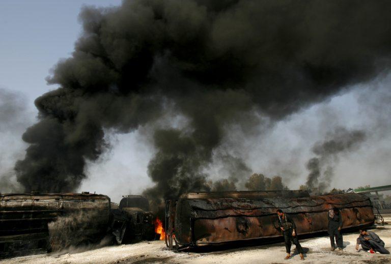 Επίθεση σε αυτοκινητοπομπή του ΝΑΤΟ | Newsit.gr