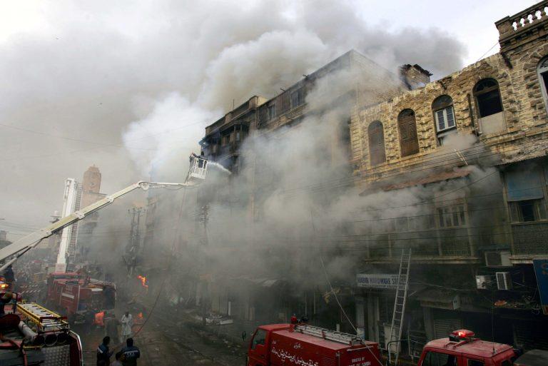Τρεις νεκροί από πύραυλο στο Πακιστάν | Newsit.gr
