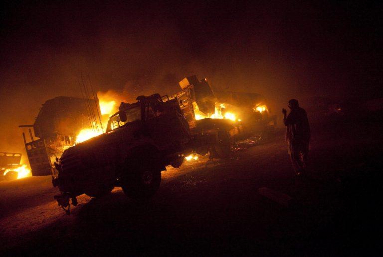 «Ισχυρό χτύπημα» κατά ΗΠΑ και ΝΑΤΟ στο Πακιστάν | Newsit.gr