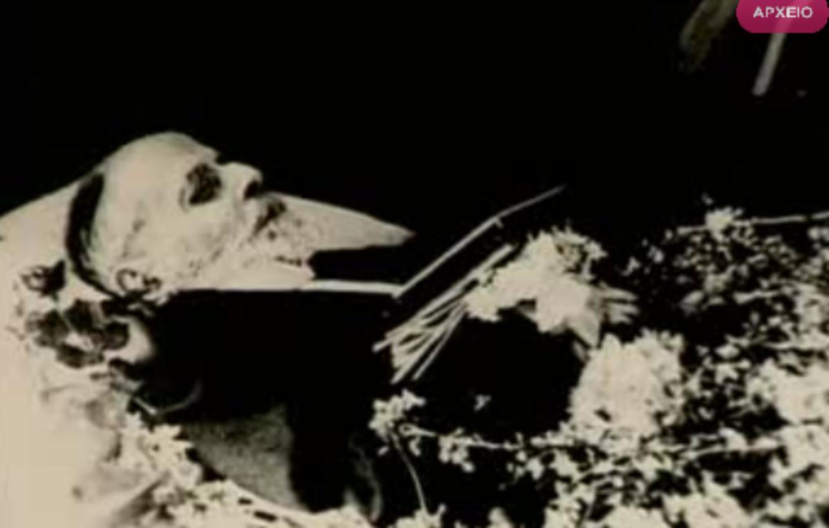 Κωστής Παλαμάς: Μια κηδεία, πράξη αντίστασης | Newsit.gr