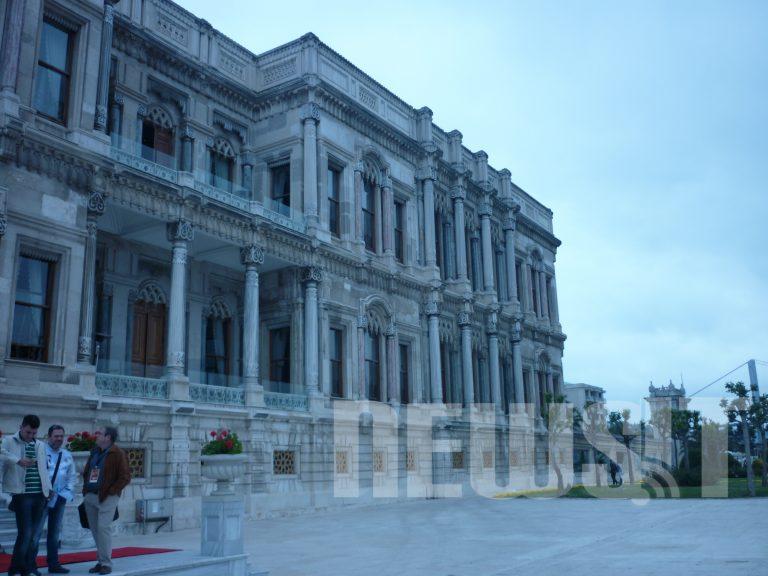 Το NewsIt στην Κωσταντινούπολη: Ιστορικές στιγμές σε ιστορικό… παλάτι | Newsit.gr