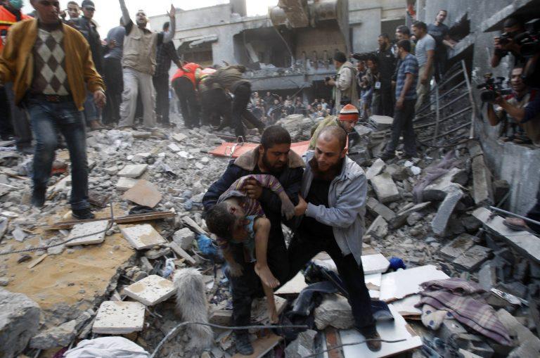 «Ποτάμι» κυλάει το αίμα στη Γάζα – Νεκροί 26 Παλαιστίνιοι σήμερα | Newsit.gr