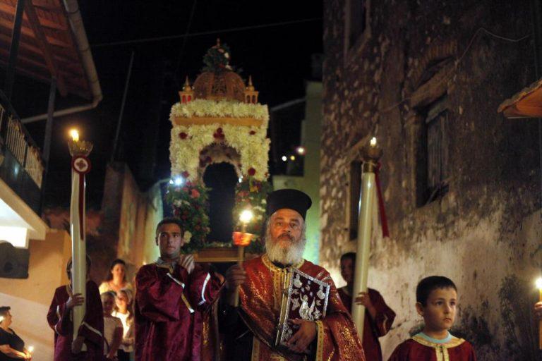 Της Παναγιας στην Κέρκυρα – ΦΩΤΟ | Newsit.gr