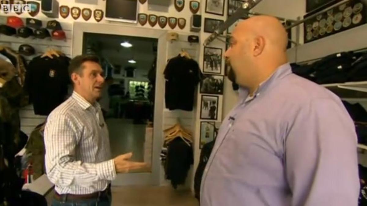 Παναγιώταρος κατά BBC: Παραφράστηκαν τα λεγόμενα μου περι εμφυλίου…   Newsit.gr