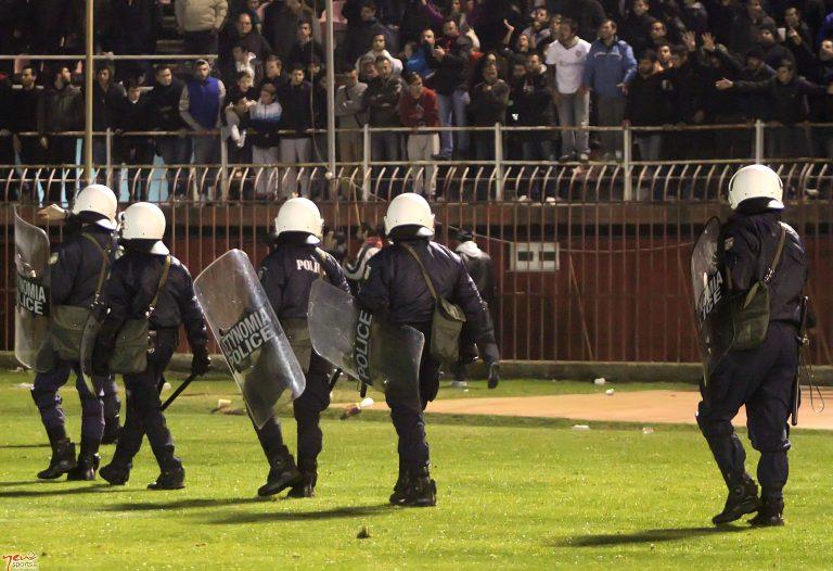 Μόνο στην Ελλάδα! – Τα…άλλαξε ο παρατηρητής του Παναχαϊκή-Ολυμπιακός   Newsit.gr