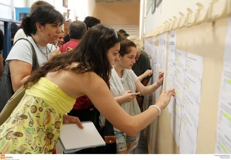 Ανακοινώθηκαν οι βαθμολογίες των Πανελλαδικών των Επαγγελματικών Λυκείων | Newsit.gr