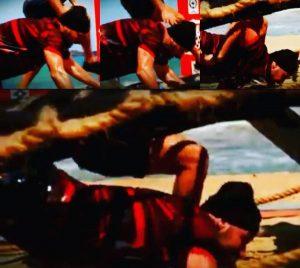 Survivor: Καρφί Αργιανίδη! Ο αληθινός τραυματισμός του! [vids]
