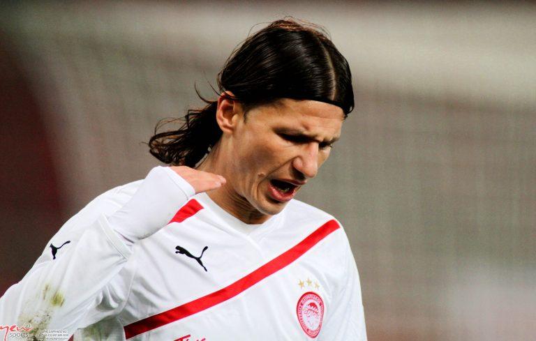 Πάντελιτς: Θα μείνω στον Ολυμπιακό   Newsit.gr