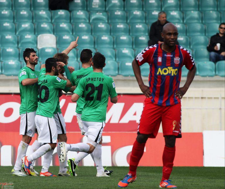 Σφράγισε την πρόκριση στα ημιτελικά του κυπέλλου ο Πανθρακικός | Newsit.gr
