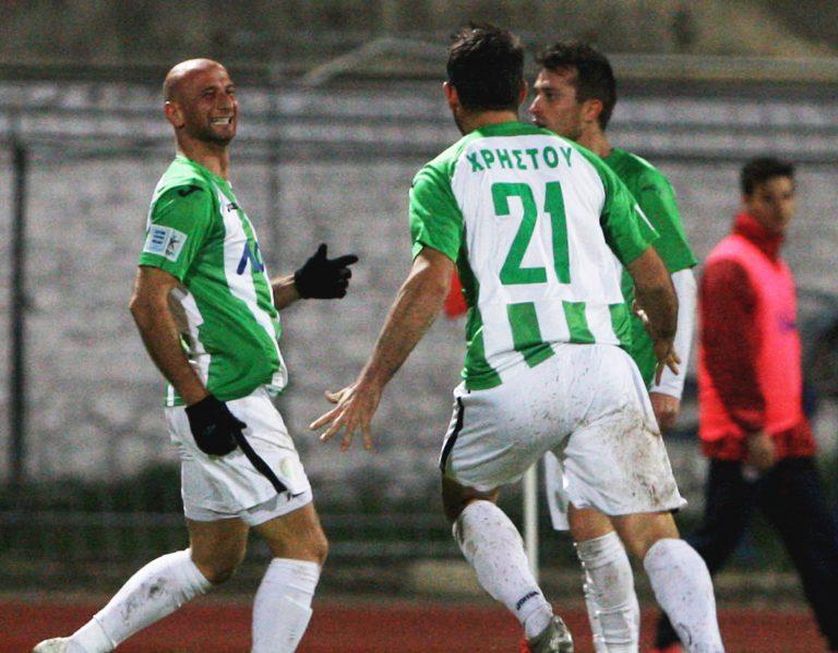ΣυνεΧίζει ακάθεκτος ο Πανθρακικός – Προκρίθηκε στους «16» του κυπέλλου | Newsit.gr