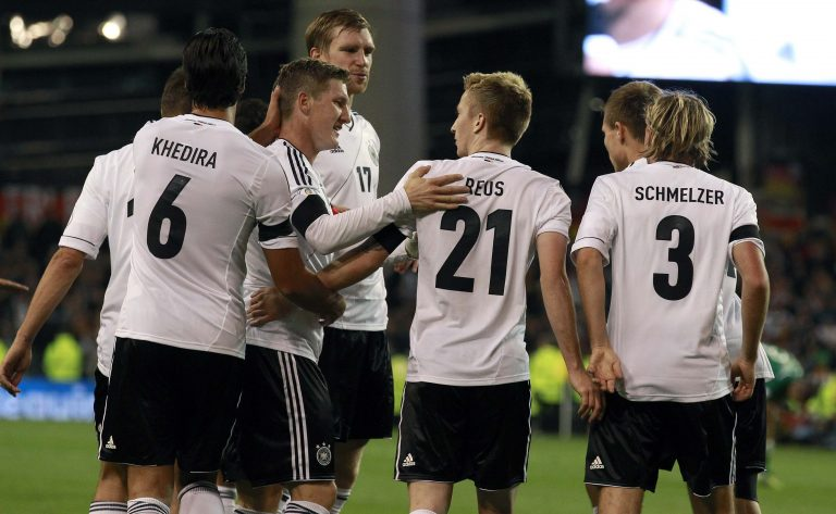 Έκαναν… πάρτι Γερμανία – Ισπανία – Αγγλία (VIDEO)   Newsit.gr