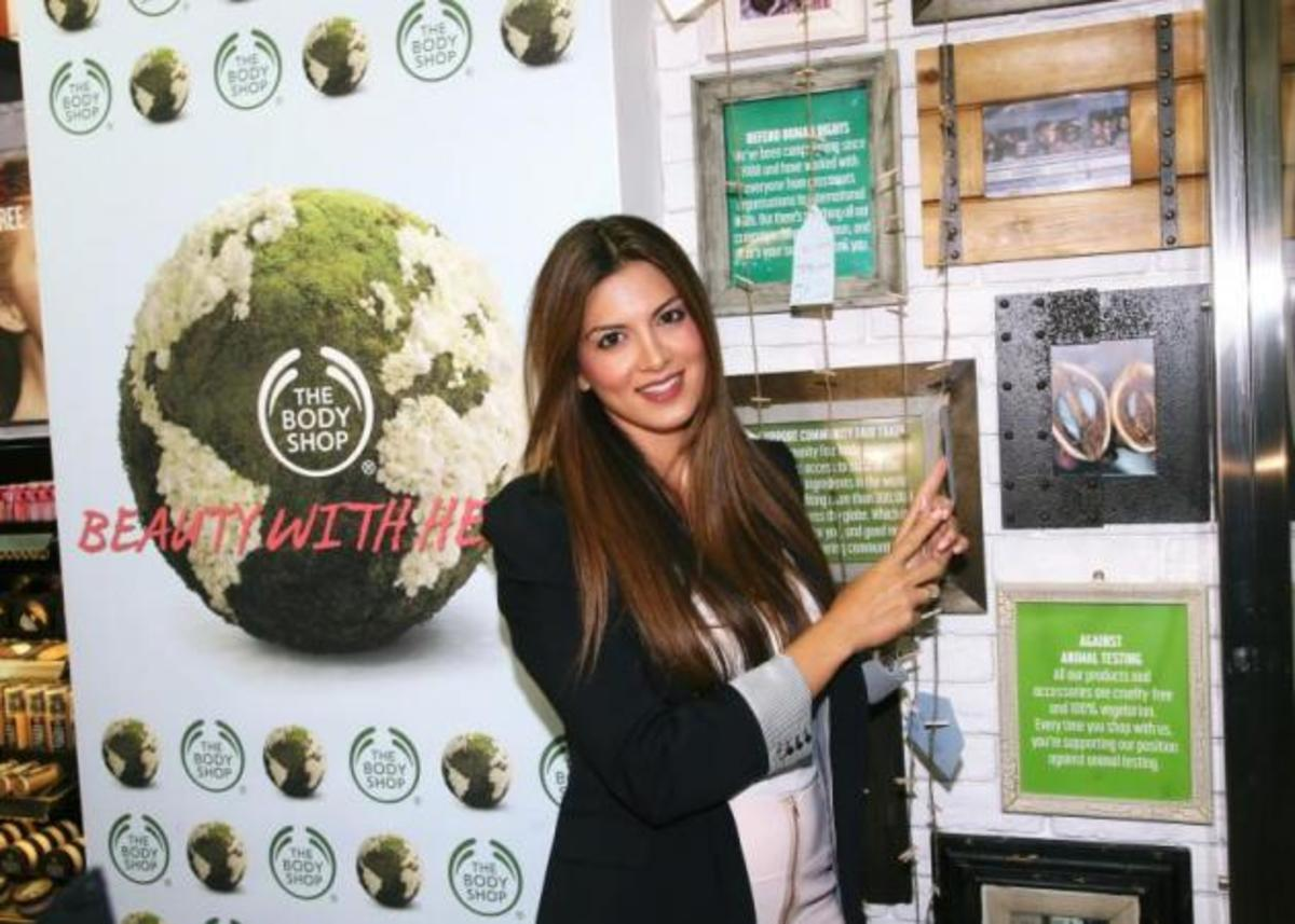 To event του The Body Shop! Δες ποιοι διάσημοι ήταν εκεί! | Newsit.gr