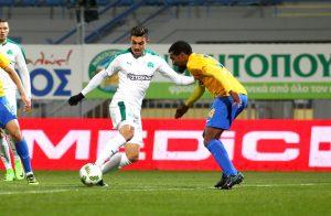 Αστέρας Τρίπολης – Παναθηναϊκός 0-5 ΤΕΛΙΚΟ