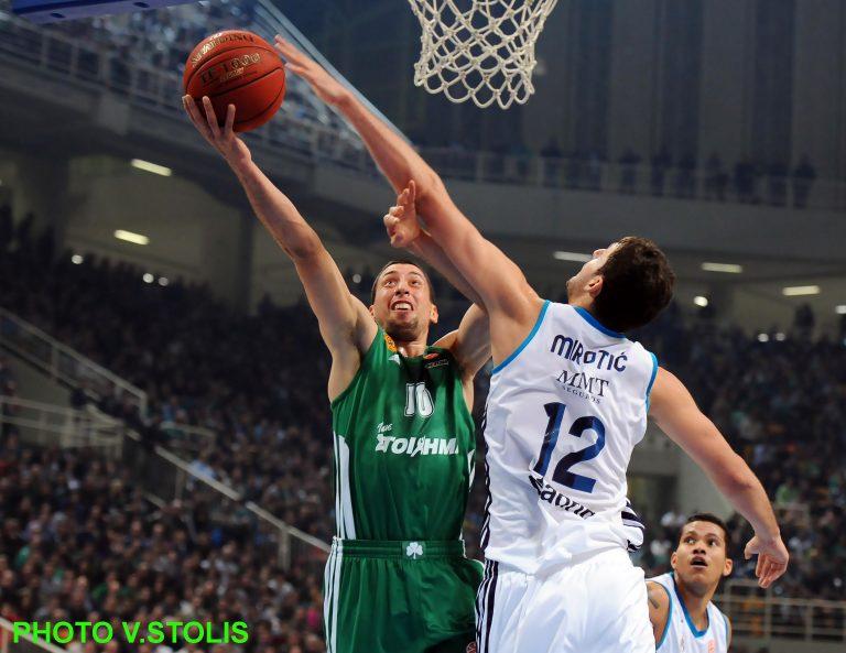 Πράσινος… αυτόχειρας – «Πέρασε» από το ΟΑΚΑ η Ρεάλ   Newsit.gr