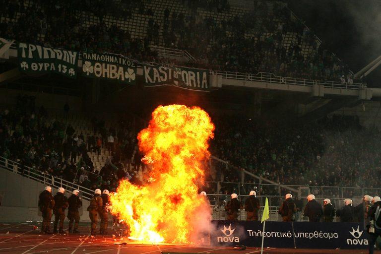 11 μήνες μετά βρέθηκαν οι…ένοχοι των επεισοδίων στο Παναθηναϊκός-Ολυμπιακός | Newsit.gr