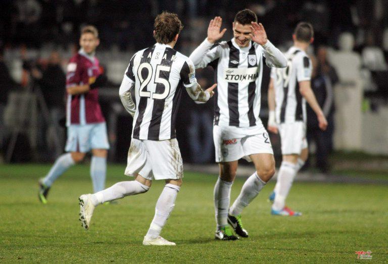Εντυπωσιακό ξέσπασμα του ΠΑΟΚ – Πανηγυρική πρόκριση με 6 γκολ | Newsit.gr