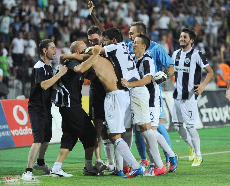 ΤΕΛΙΚΟ: ΠΑΟΚ-Πανθρακικός 1-0 | Newsit.gr