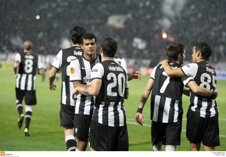 ΤΕΛΙΚΟ: ΠΑΟΚ – Ρούμπιν Καζάν 1-1 | Newsit.gr