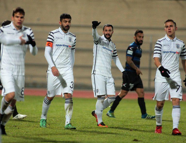 ΑΟΚ – ΠΑΟΚ 0-5 ΤΕΛΙΚΟ | Newsit.gr