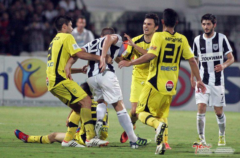 Καταγγέλει επίθεση σε δύο ποδοσφαιριστές του ο Άρης | Newsit.gr
