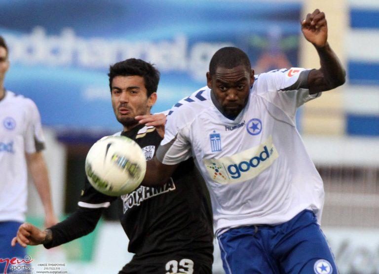 ΤΕΛΙΚΟ: ΠΑΟΚ – Ατρόμητος 0-1 | Newsit.gr
