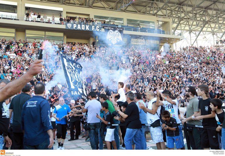 «Κάηκε» η Τούμπα – 10.000 φίλαθλοι στην πρώτη του ΠΑΟΚ | Newsit.gr