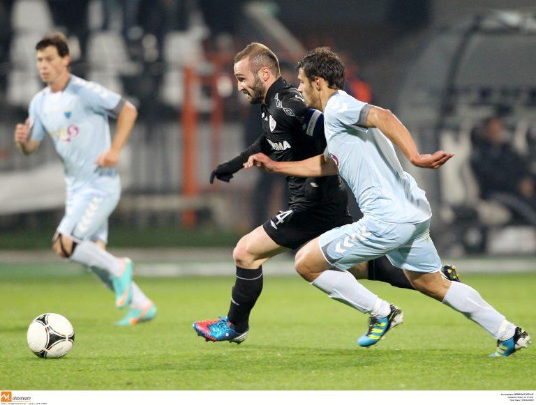 ΤΕΛΙΚΟ: ΠΑΟΚ – Λεβαδειακός 2-0 | Newsit.gr
