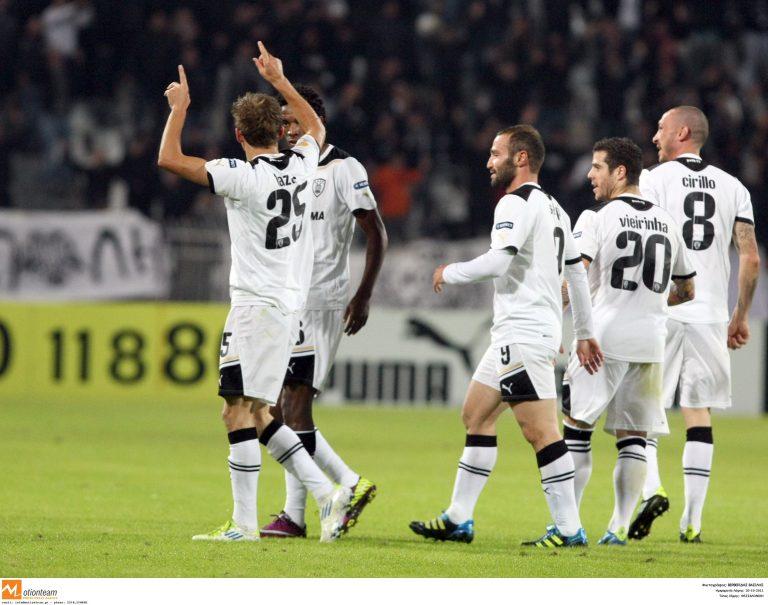 ΤΕΛΙΚΟ: ΠΑΟΚ – Σάμροκ Ρόβερς 2-1 | Newsit.gr
