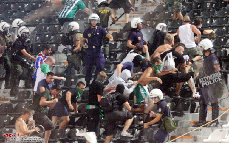 Συνελήφθησαν 7 οπαδοί της Ραπίντ – Καταγγέλουν επιθέσεις οι Αυστριακοί | Newsit.gr