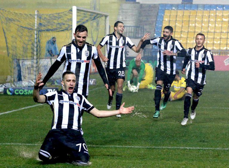 Κύπελλο Ελλάδας: Ο ΠΑΟΚ δεν «κόλλησε» στο… βούρκο του Αγρινίου | Newsit.gr