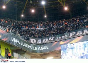 Europa League, Σάλκε – ΠΑΟΚ: Καμία ανοχή απ'τη γερμανική αστυνομία