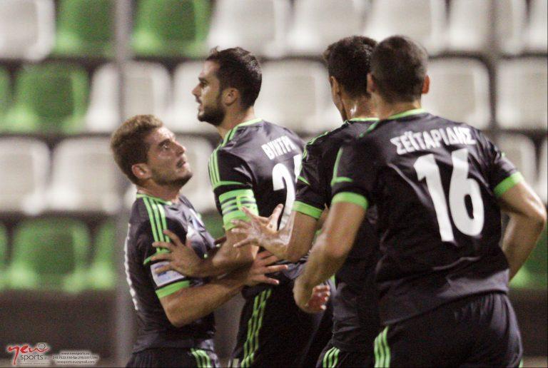 ΤΕΛΙΚΟ: Λεβαδειακός – Παναθηναϊκός 0-1 | Newsit.gr