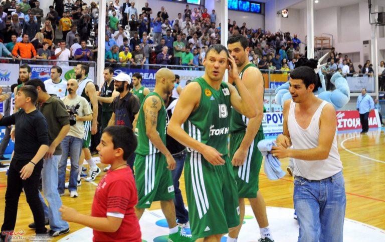 Κολοσσιαία… σφαλιάρα σε Παναθηναϊκό πριν το Final 4 | Newsit.gr