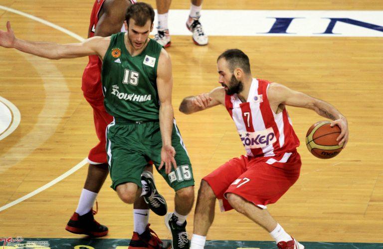 17 Μαϊου ξεκινούν οι τελικοί Ολυμπιακός – Παναθηναϊκός   Newsit.gr
