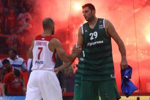 """Παναθηναϊκός – Ολυμπιακός: Το """"αιώνιο"""" ντέρμπι… καθηλώνει την Euroleague"""