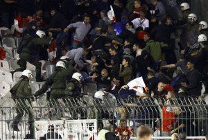 """Παναθηναϊκός – Σταντάρ Λιέγης: """"Αλόγιστη χρήση βίας από την ελληνική αστυνομία"""""""