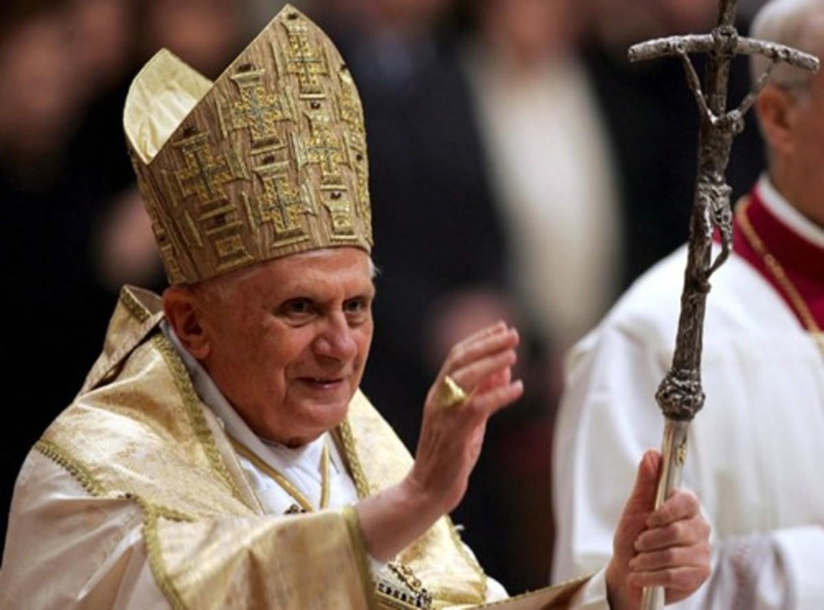 Πάπας Βενέδικτος ΙΣΤ: Βρείτε χώρο για το Θεό | Newsit.gr